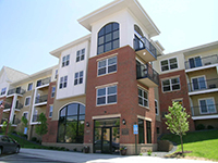 A distinctive and welcoming apartment home community for Adults 55+
