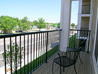 Glendale Place apartments feature spacious floor plans with charming balconies and quality living at a surprisingly affordable price.